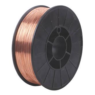B200 fil acier cuivre g3si1 sg2