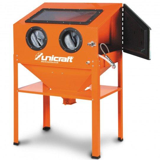 Cabine de sablage pour atelier materiel de soudage equipements materiel special metaux