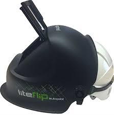 Cagoule de soudage masque optrel liteflip avec casque de chantier aux normes en vigueurs prix le plus bas soudage tig arc mig mag clermont soudure