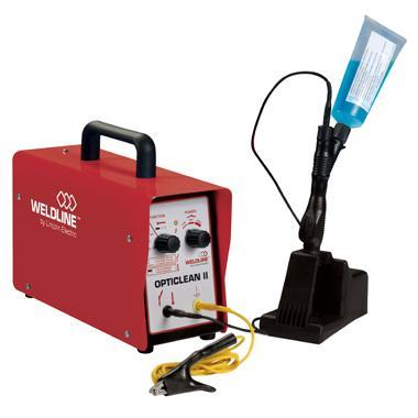 Decapage polissage et marquage inox electrolyte