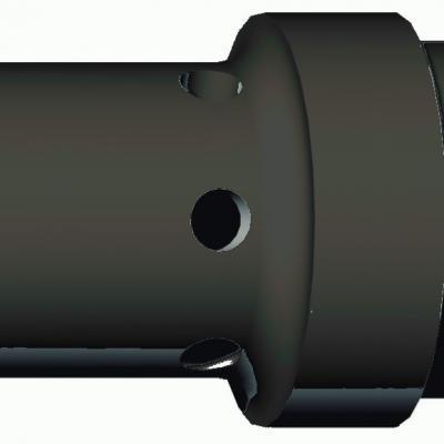 Diffuseur torche mb 36 torche standard noir haute temperature
