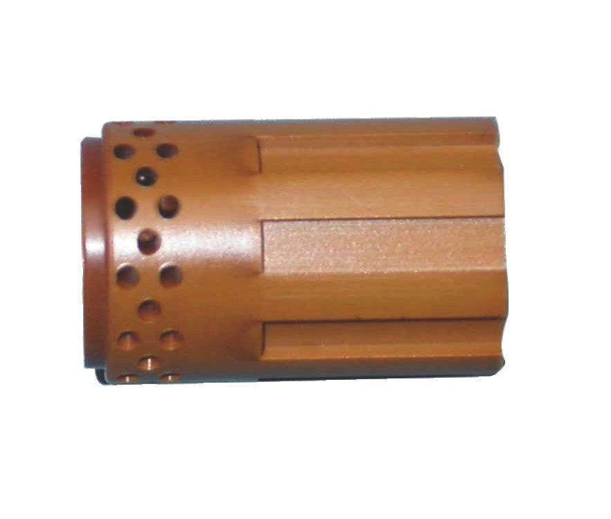 Diffusuer hyp 120925 adaptable piece torche plasma 40 60 80 amp