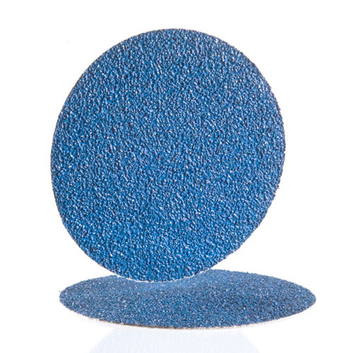 Disque fibre zirconium auto agrippant dn 125