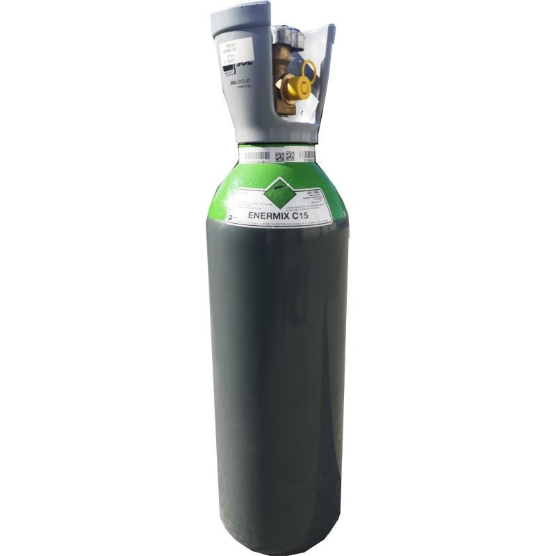 Gaz mixte sol socomo