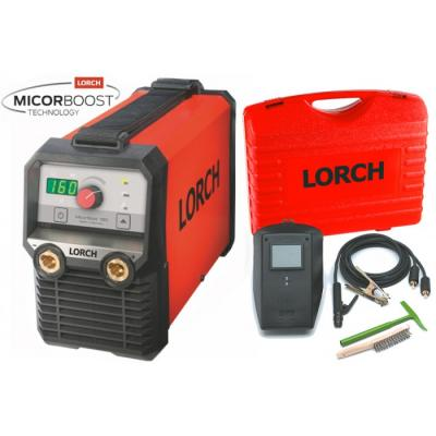 Lorch micorstick complet soudage arc electrode socomo clermont soudure livraison france