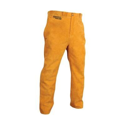 Pantalon cuir soudeur