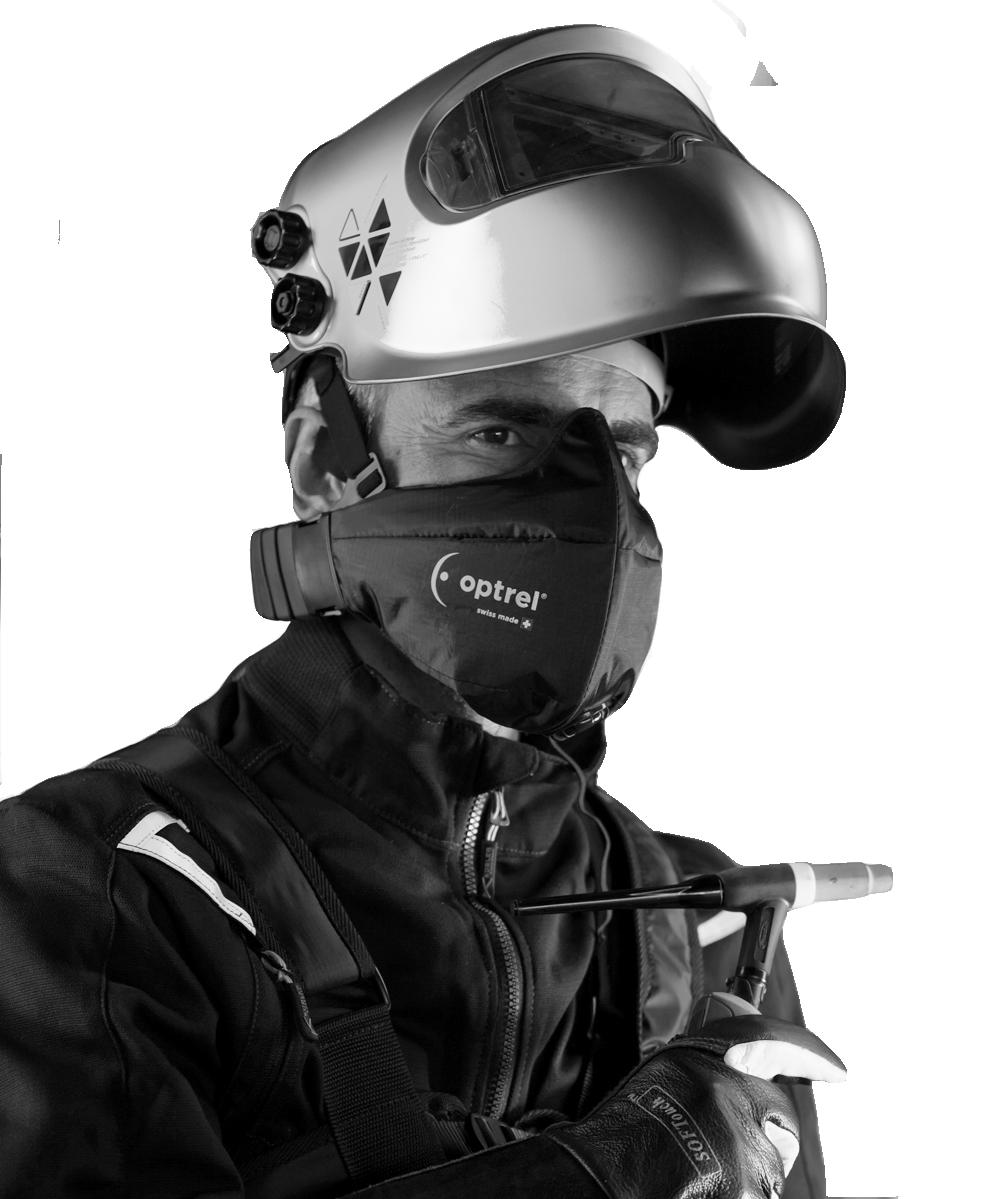 Swiss air soudage welding